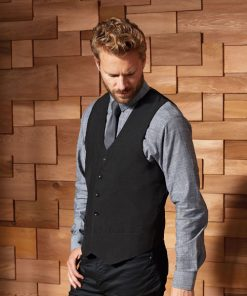 Men's Lined Waistcoat