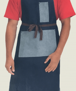 Denim Pocket Apron