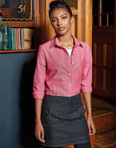 women Gingham Shirt
