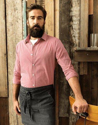 Men's Gingham Shirt