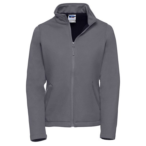 Ladies Grey softshell jacket