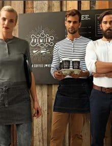 Cafe and Deli Uniforms