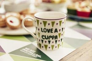 Macmillan Coffee Cup