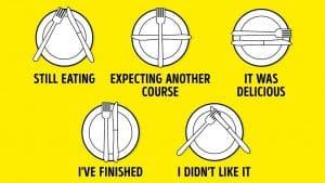 Etiquette Tips